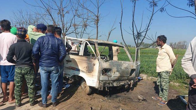 Punjab School Van Tragedy: Principal, Driver Held on Murder Charge