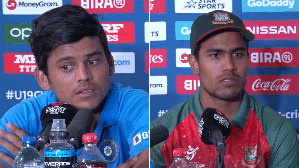 B'desh Captain Says 'Sorry' as Priyam Calls On-Field Fight 'Dirty'
