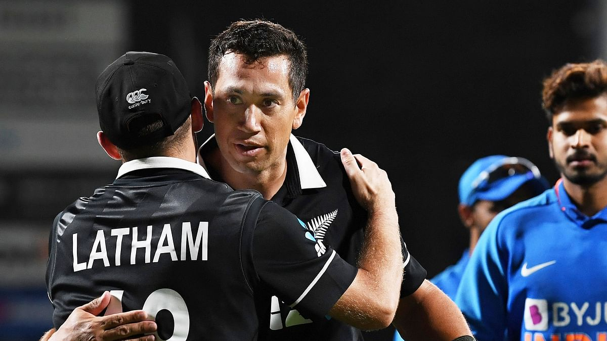 Veteran New Zealand batsman Ross Taylor doesn't rule out playing the 2023 ODI World Cup.