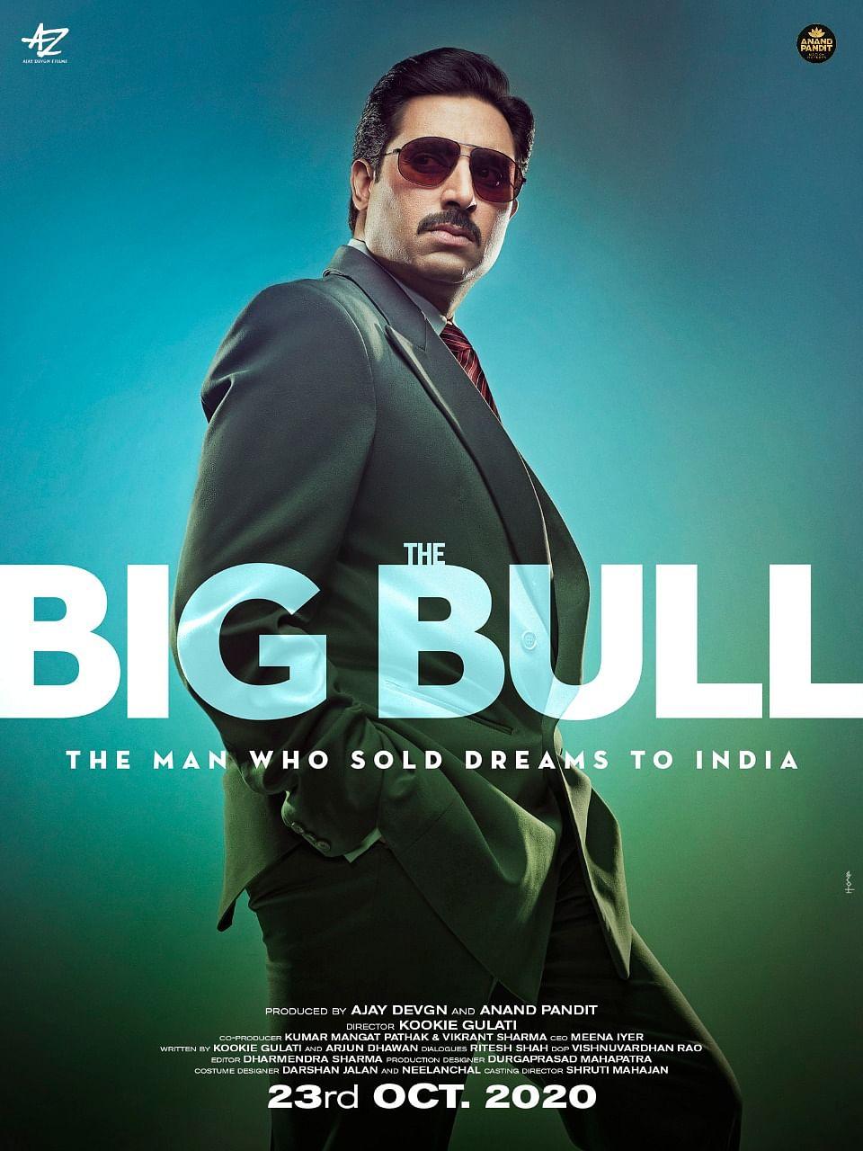 Poster of <i>The Big Bull</i>