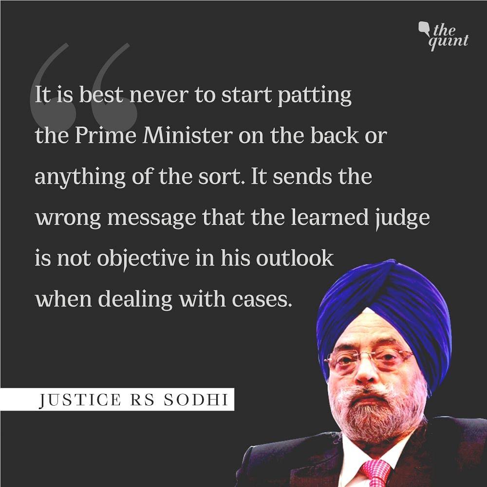 'Most Inappropriate': Judges Slam Justice Mishra's PM Modi Praise