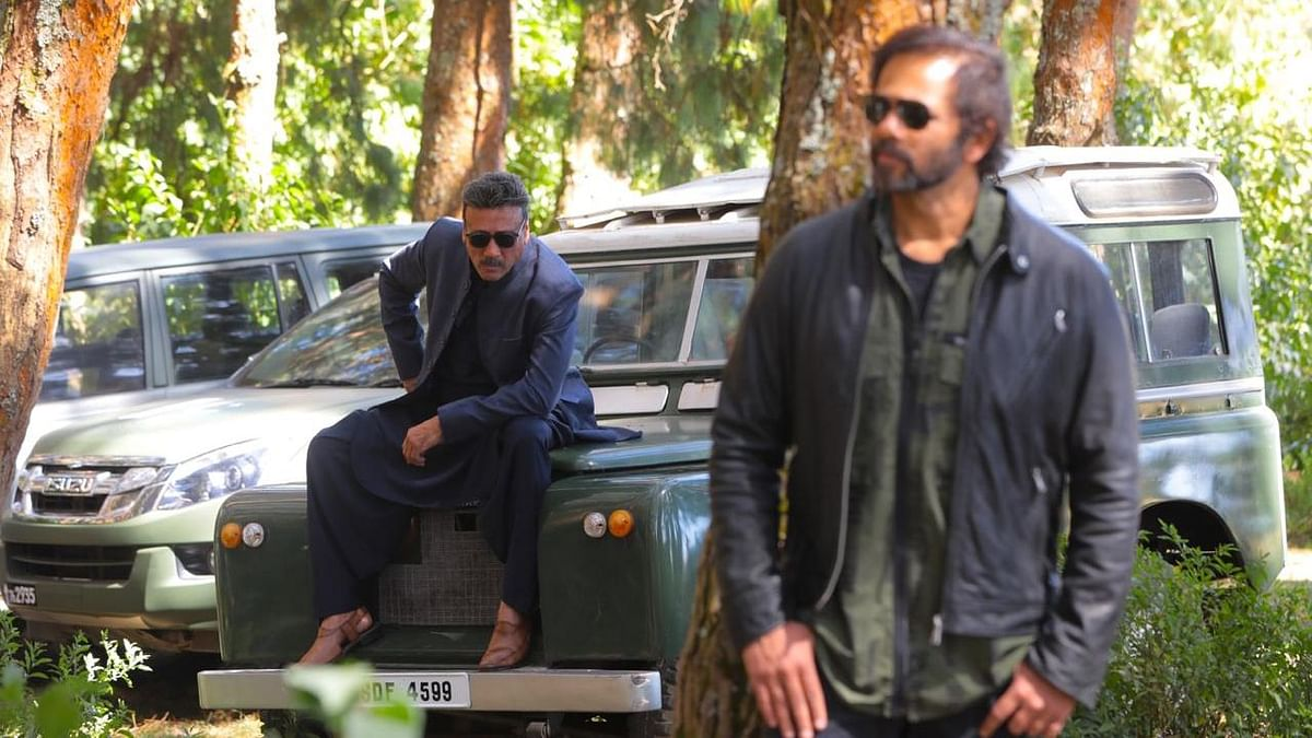 Jackie Shroff To Star Alongside Akshay in Rohit's 'Sooryavanshi'