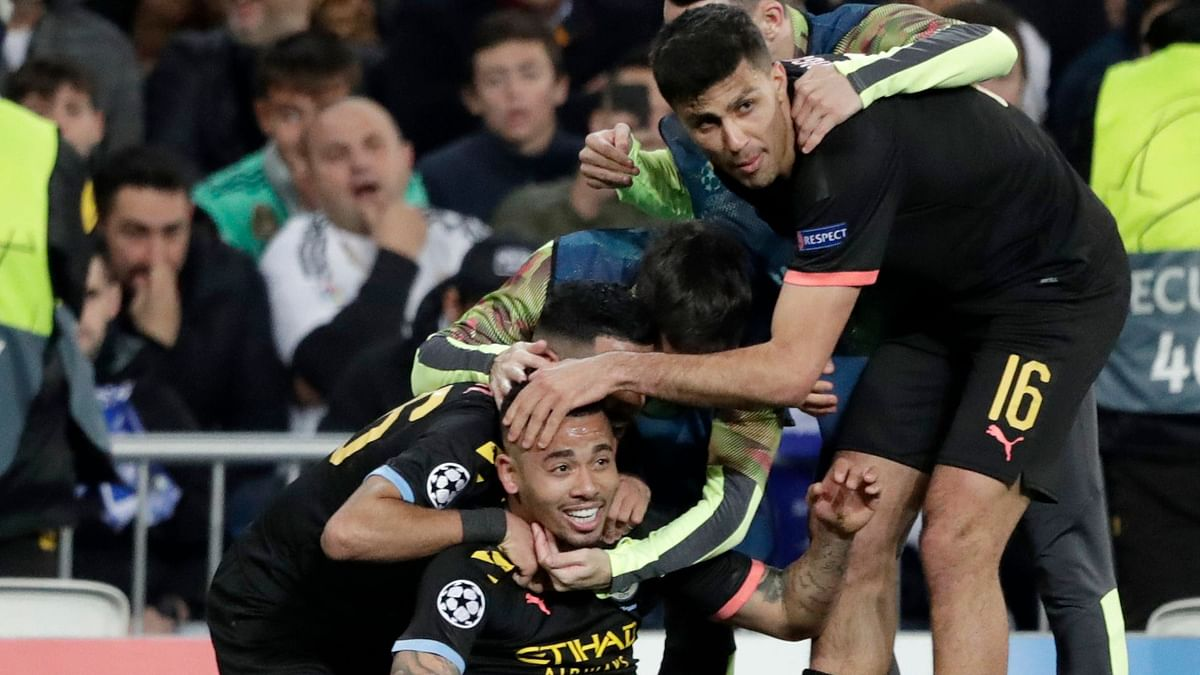 De Bruyne teed up Gabriel Jesus in the 78th minute and then tucked away a penalty five minutes later to win it for the visitors.