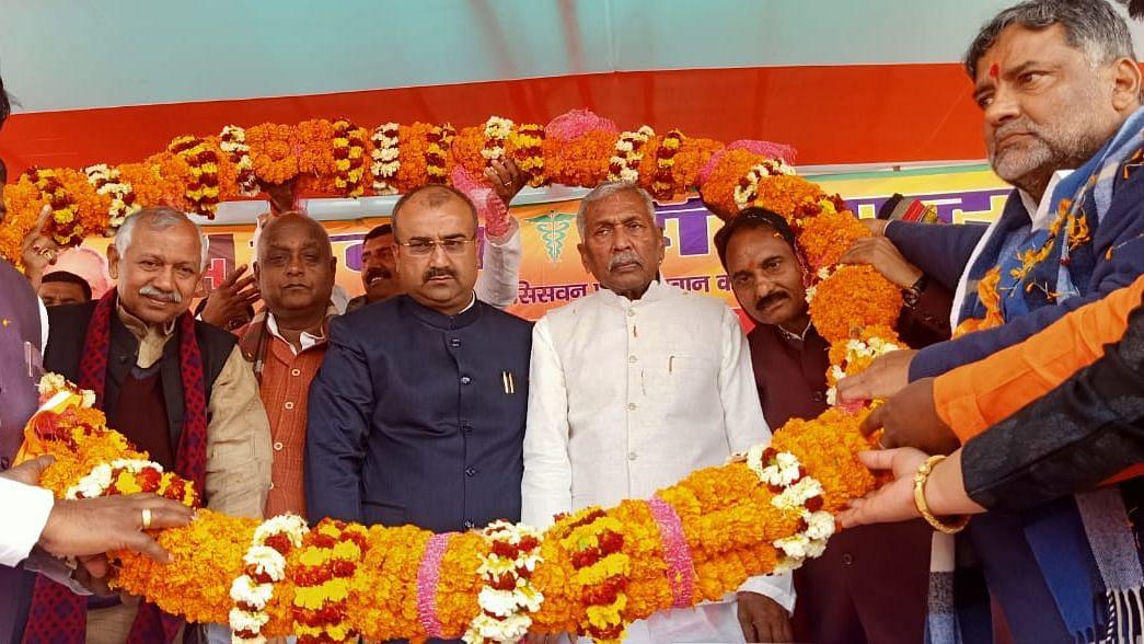 'Suspend Him': Bihar's Health Min as Cop Fails to Recognise Him