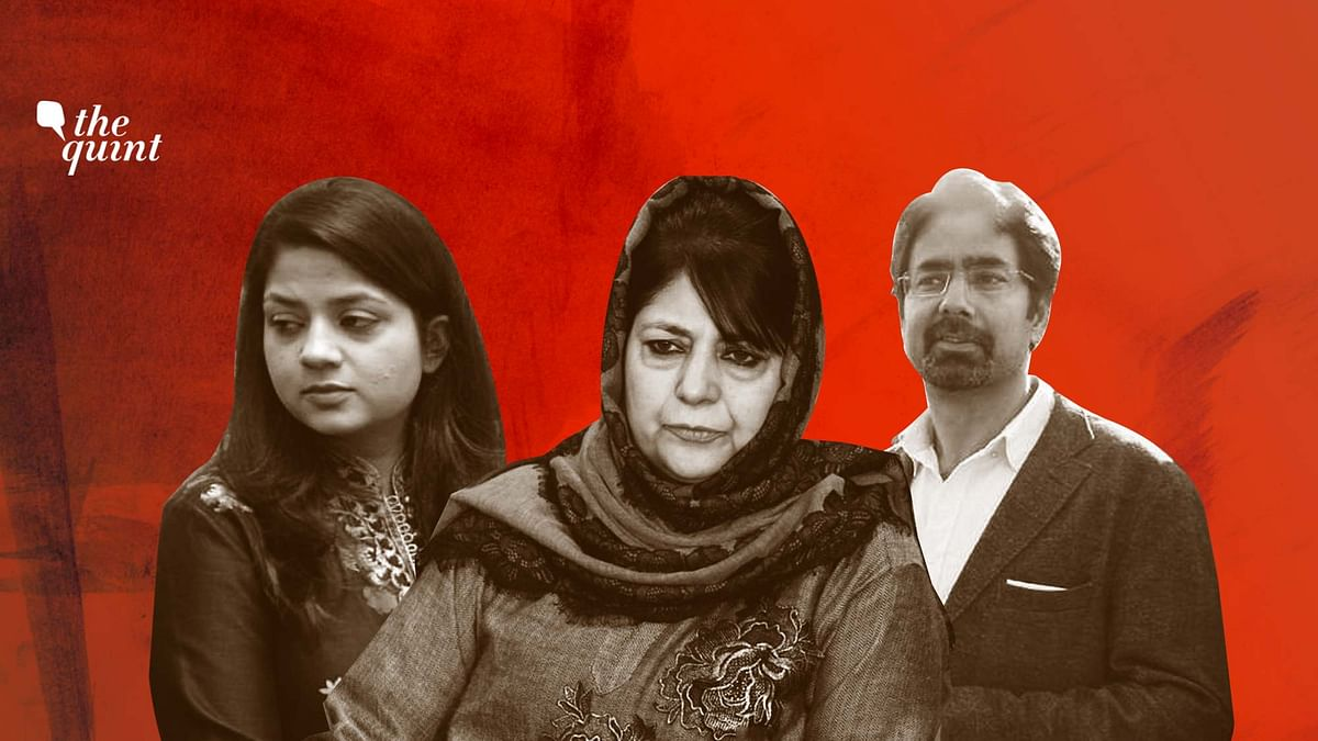 Govt May Withdraw SSG Cover of Mehbooba's Daughter & Brother