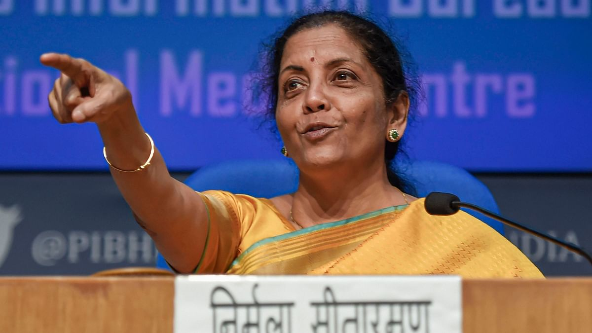 Laid Foundation for $5 Trillion Economy in Budget: Sitharaman
