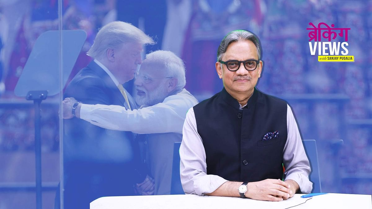 What PM Modi & US Prez Trump Stand to Gain From 'Namaste Trump'