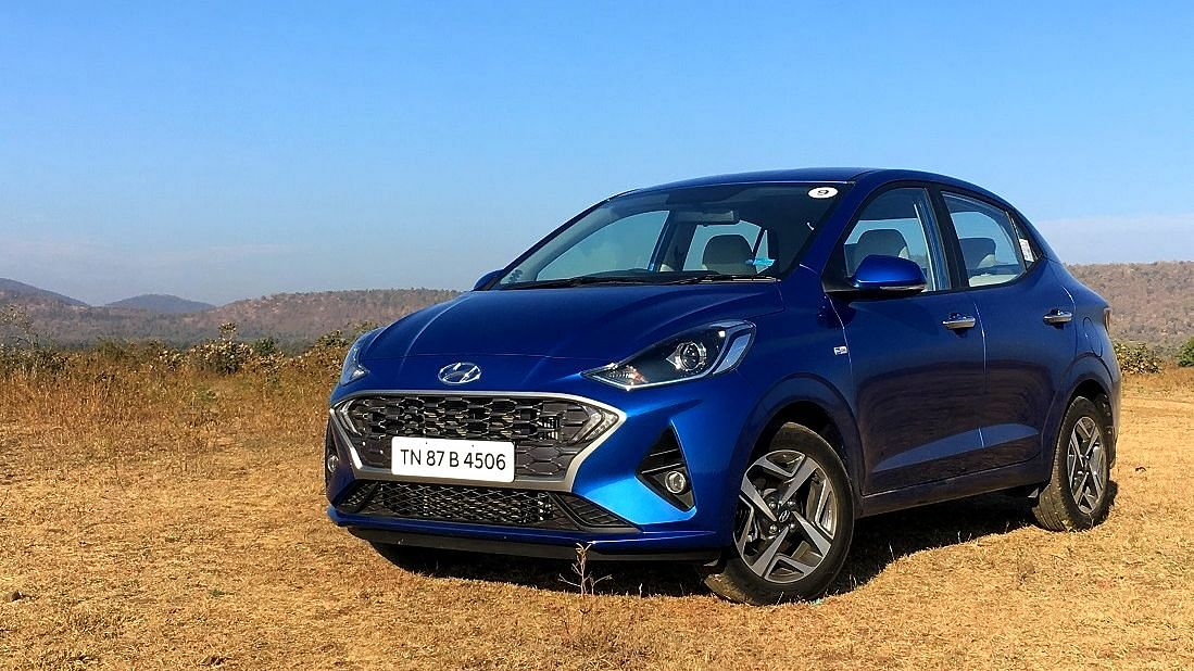The Hyundai Aura is priced between Rs 5.8 lakh and Rs 9.04 lakh ex-showroom.