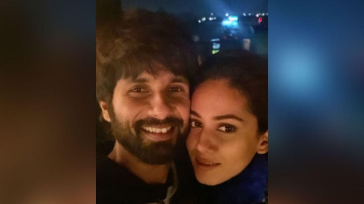 Mira Rajput Wishes Love of Her Life Shahid on Birthday