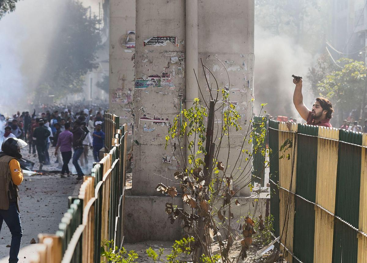 What We Know About the Gun-Wielding Man in Delhi's  Jaffrabad
