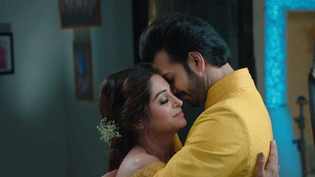 Dipika Kakar, Karan Grover Wrap Up 'Kahaan Hum Kahaan Tum' Shoot