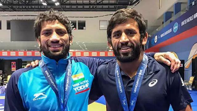 Asian Wrestling C'Ships: Bajrang, Ravi Among 4 Indians in Final