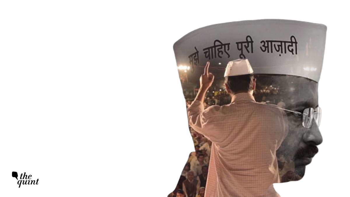 Arvind Kejriwal's Journey from Activist to Voice of the Aam Aadmi