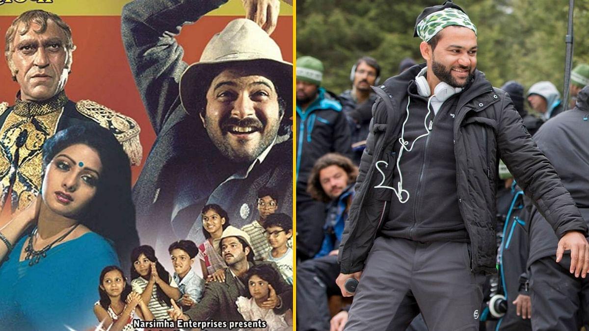 Ali Abbas Zafar is directing a trilogy based on 1987 film <i>Mr India.</i>