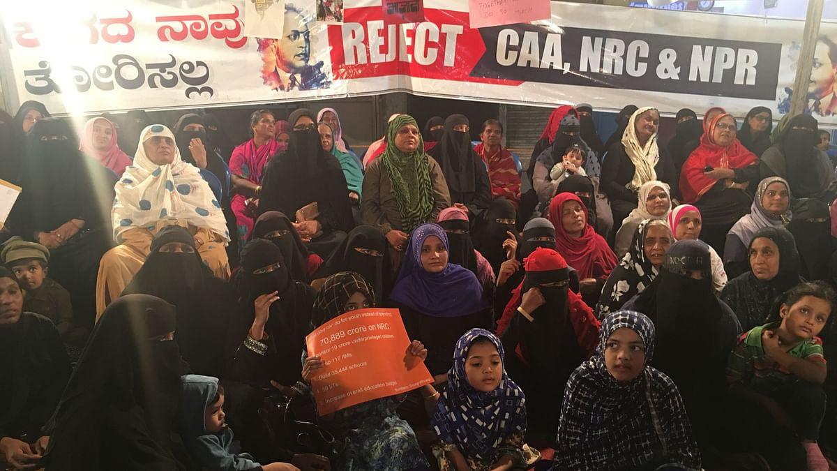 'Won't Budge': A Shaheen Bagh Awakens at Bengaluru's Bilal Bagh