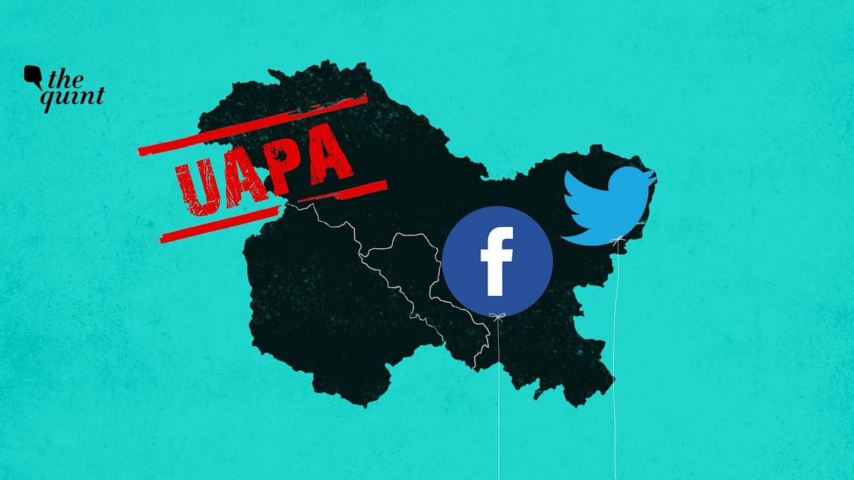 UAPA, Sec 66A for Social Media Use: Is J&K Police's FIR Legal?