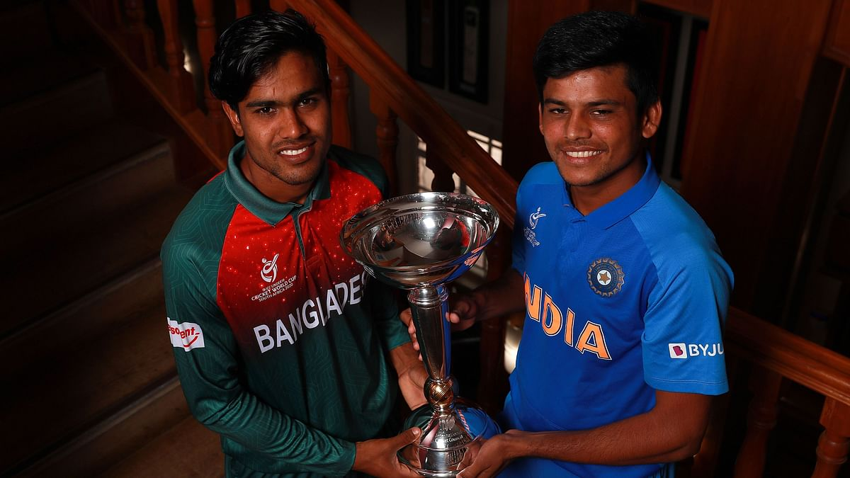 U-19 WC Final: Defending Champs India Strong Favourites vs B'desh
