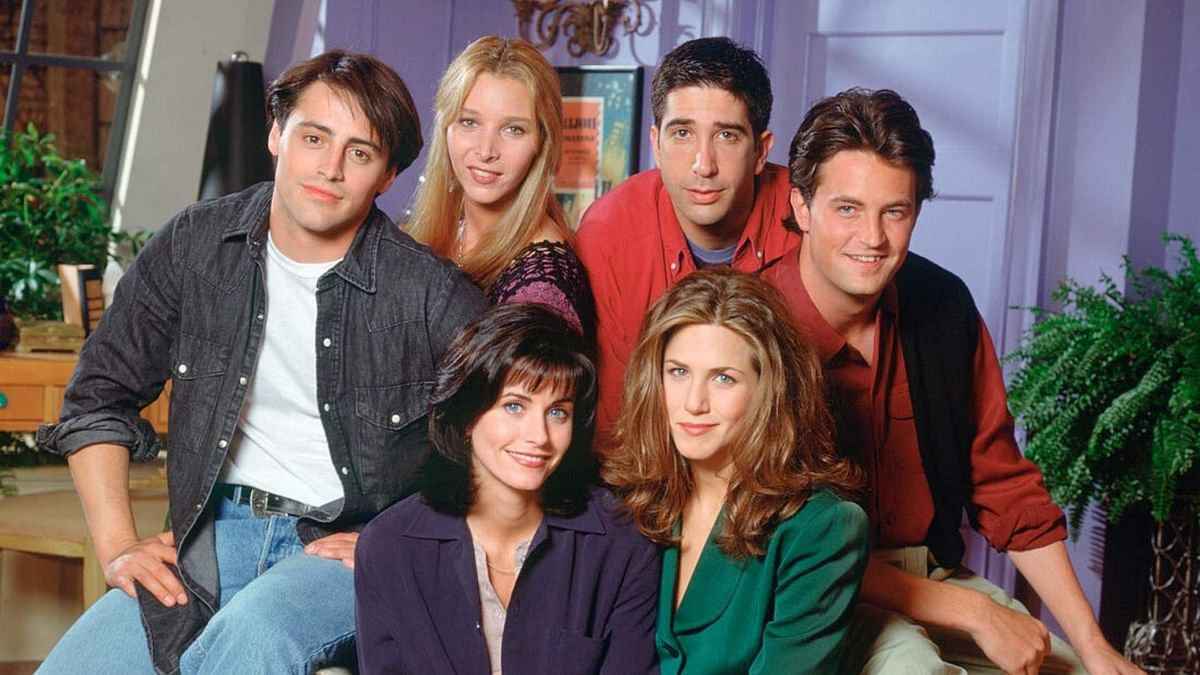It's Official, 'Friends' Cast to Reunite for HBO Max Special