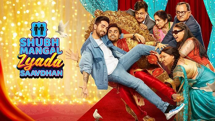 I Took My Parents to Watch 'Shubh Mangal Zyada Saavdhan'