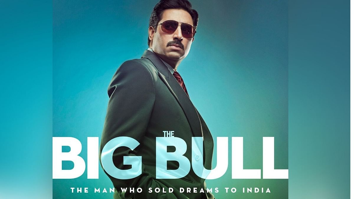 <i>The Big Bull </i>poster