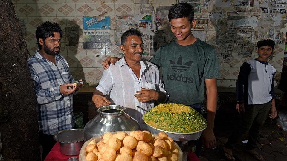 Yashasvi Jaiswal had to sell <i>panipuris</i> for a living in Mumbai.