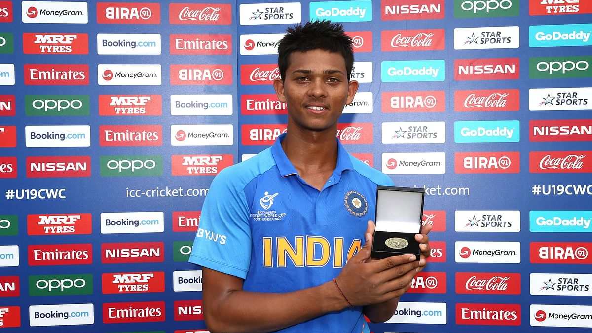 Enjoyed U-19 WC, Want to Focus on the Process Now: Jaiswal