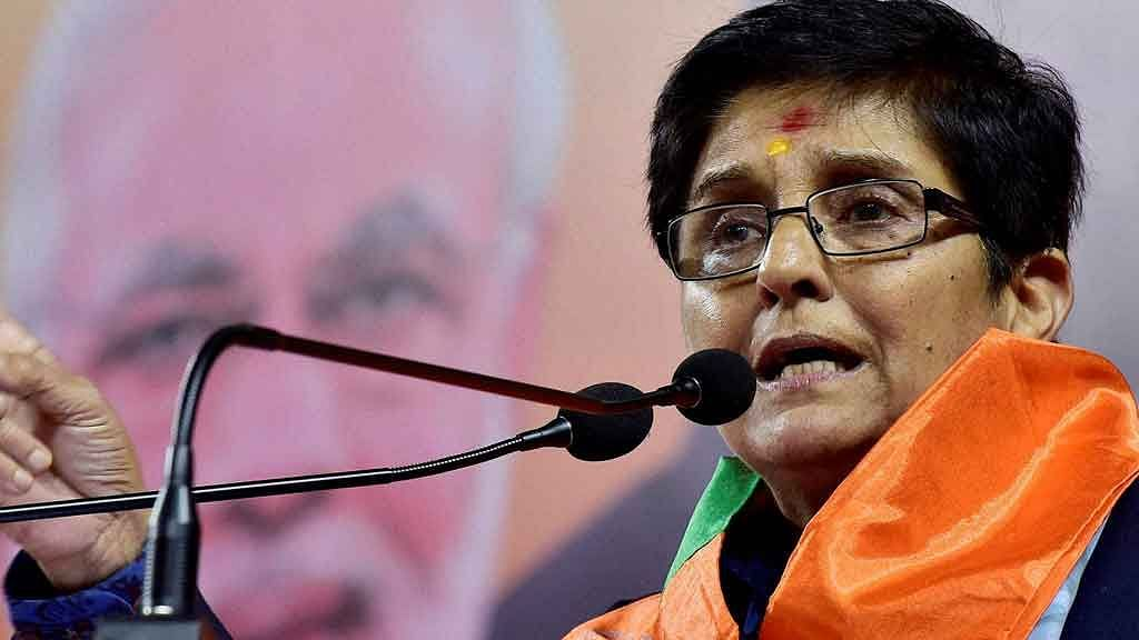 """In a letter after her removal, Bedi thanked the government for """"a lifetime experience in serving Puducherry"""". Image used for representation."""
