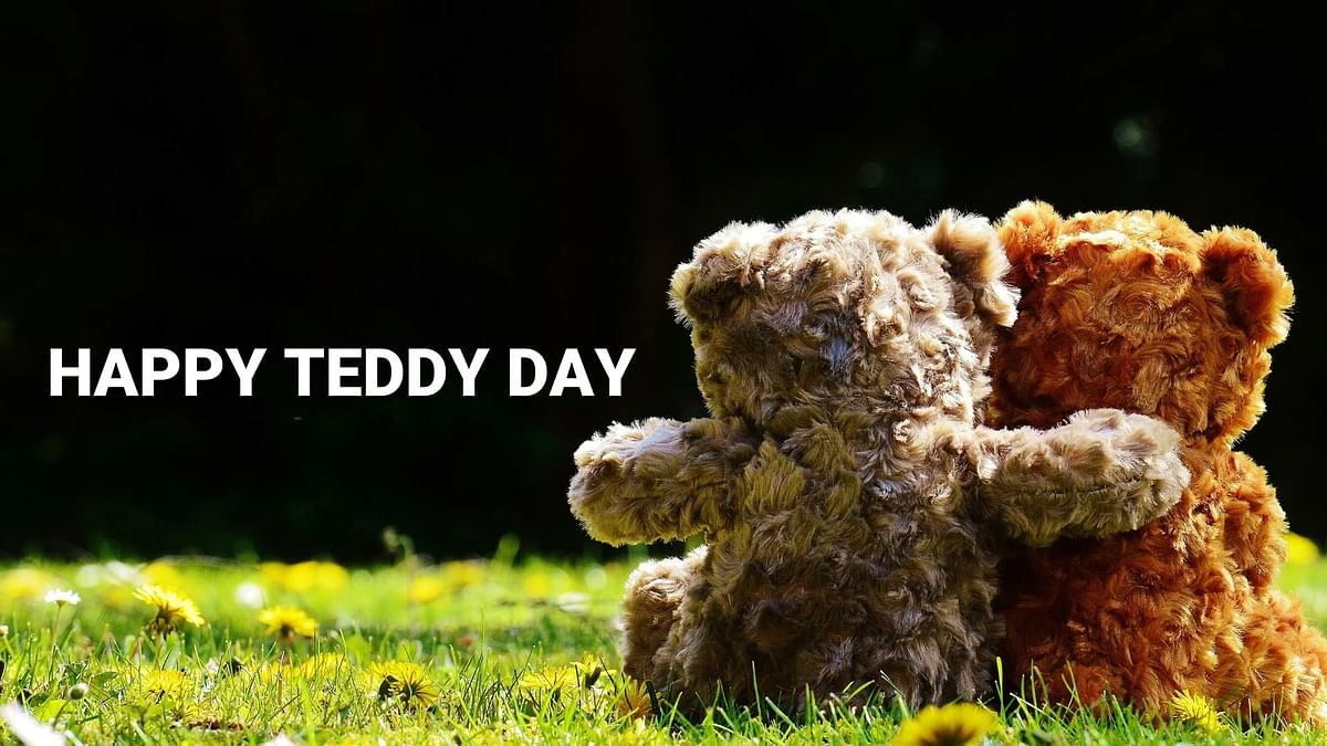 Happy Teddy Day 2021 quotes, images and wishes.