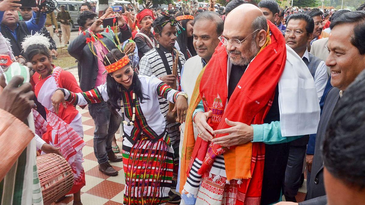 China Objects to Amit Shah's Visit to Arunachal Pradesh