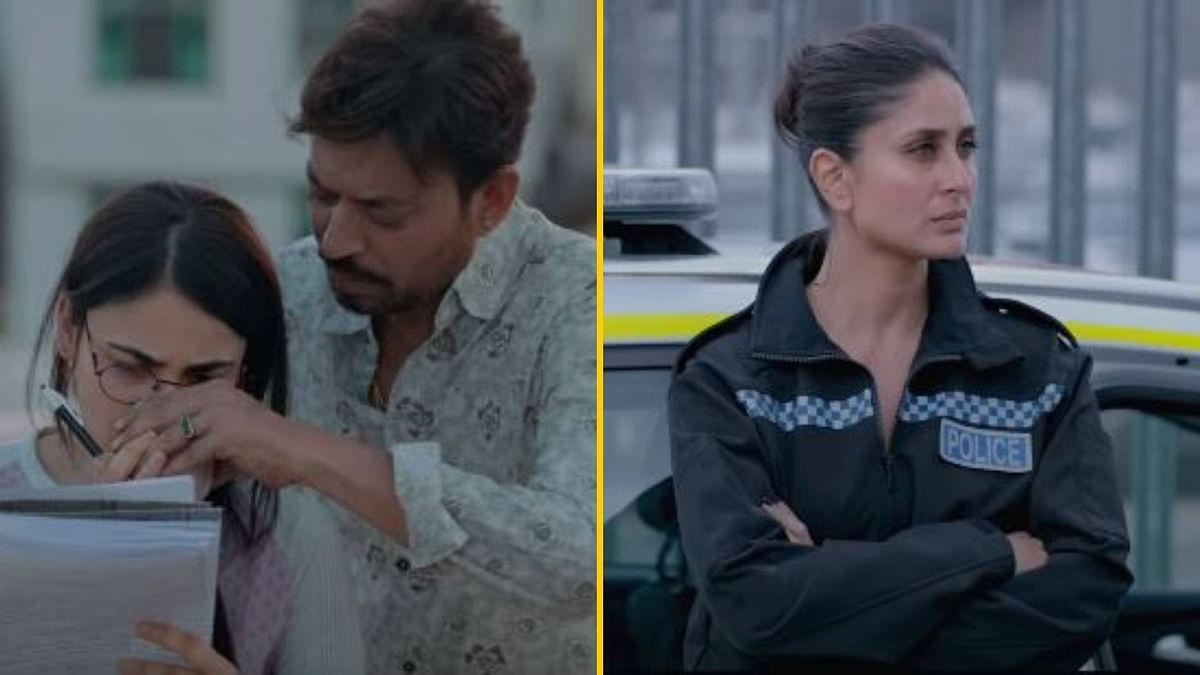 Kareena Kapoor plays a cop in <i>Angrezi Medium</i>