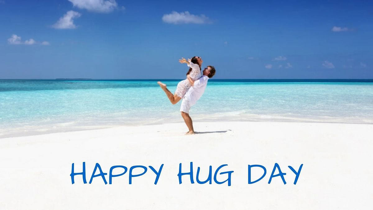 Happy Hug Day 2021: Images, Quotes, and Wishes