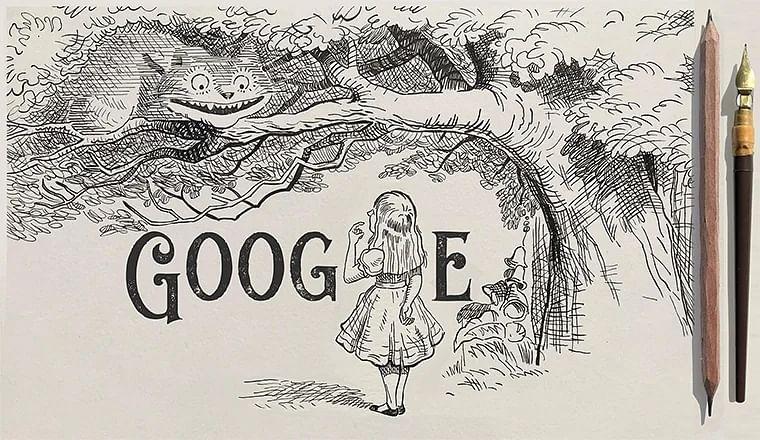 Google Doodle Pays Tribute to Famous Illustrator Sir John Tenniel