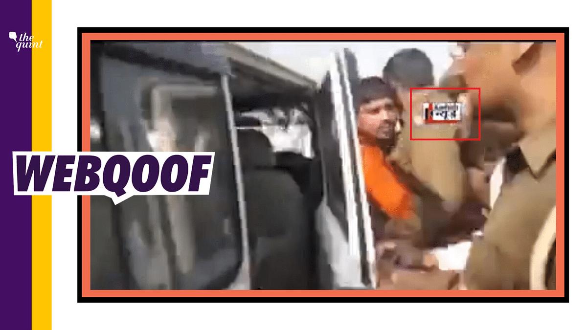Kanhaiya Kumar Beaten up at a Rally? No, That's Not Him!