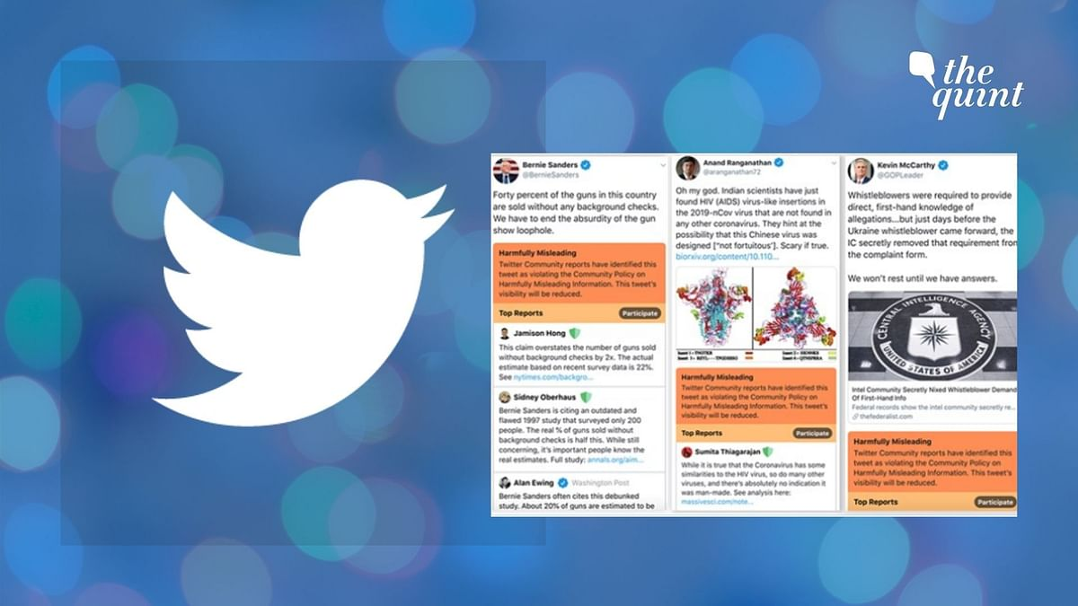Twitter is Testing Community Reporting  to Curb Misinformation