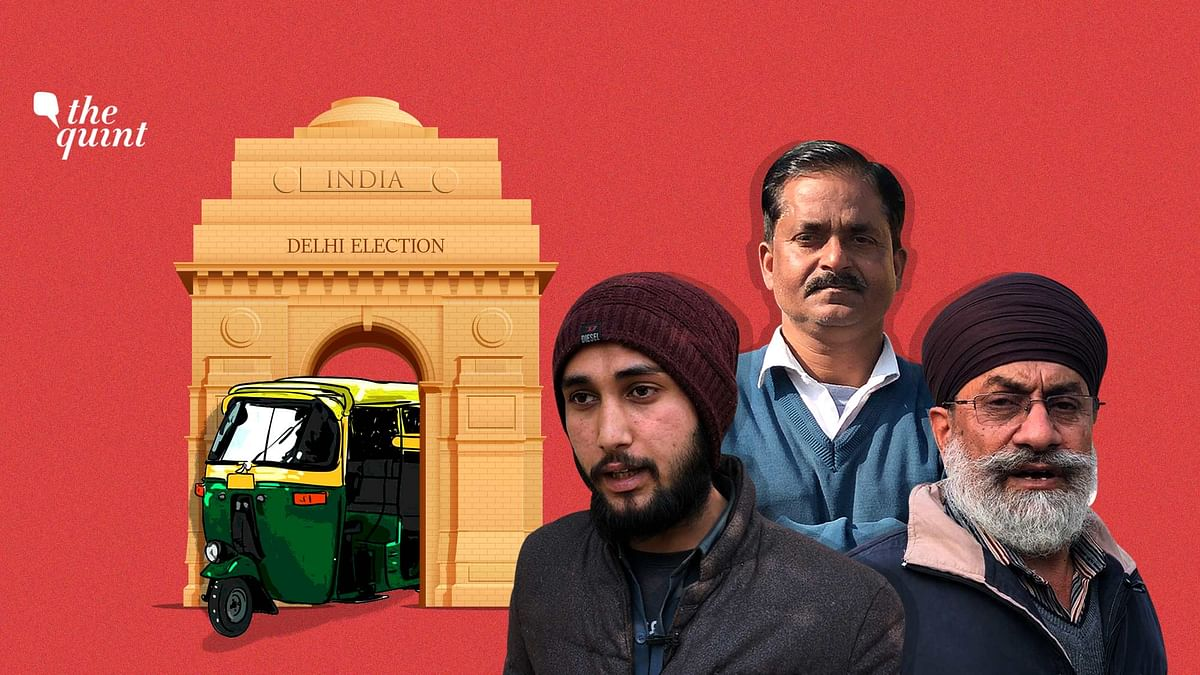 AAP or BJP, Who Will Delhi's Auto Drivers Pick Up this Election?