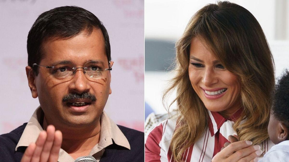 Delhi CM, Dy CM Dropped From Melania Trump's School Event