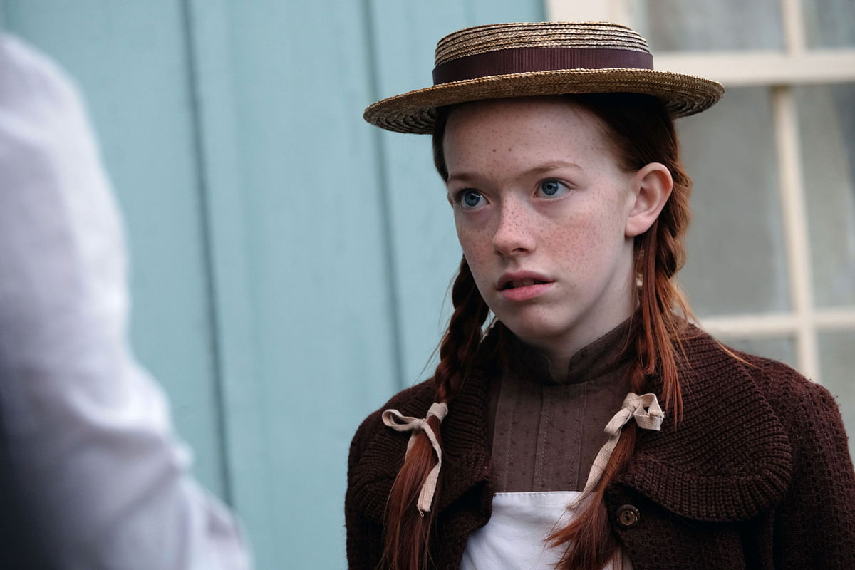 A still from <i>Anne With an E.</i>