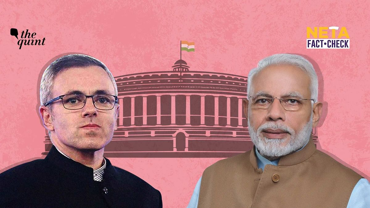 PM Modi, Omar Never Said Revoking Art 370 Will Bring 'Earthquake'