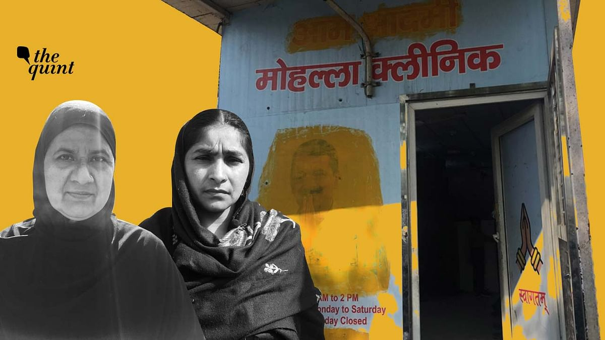 Ahead of Delhi Polls, Babarpur Residents Open Up on Mohalla Clinic