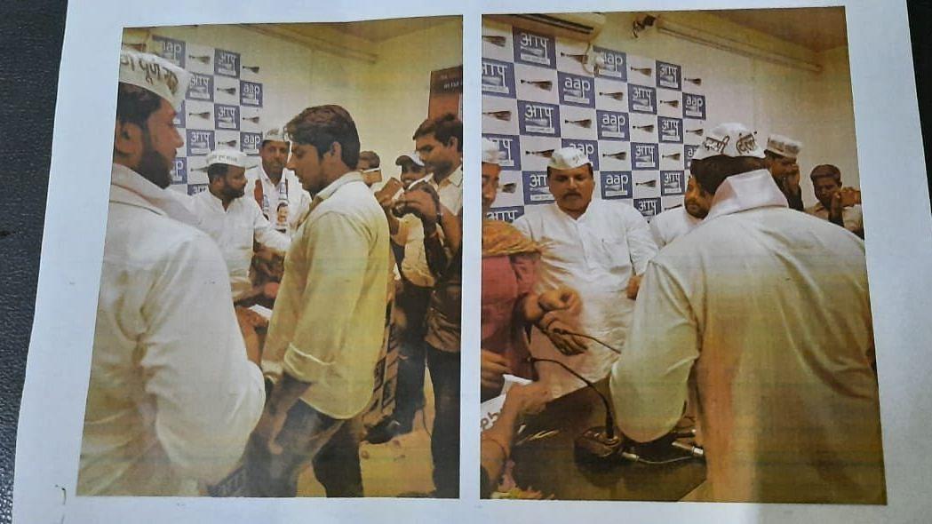 EC Pulls Up Top Cop Who Identified Kapil Gujjar as AAP Member