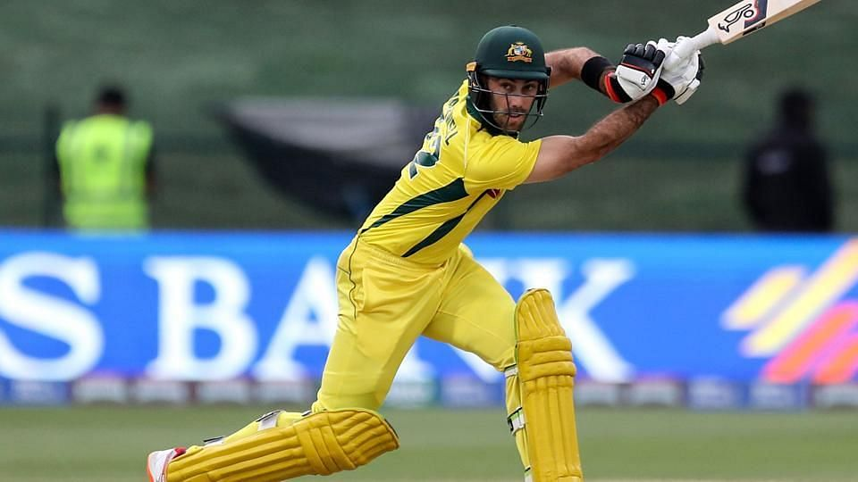 Glenn Maxwell had taken a short sabbatical from the sport citing mental health issues.