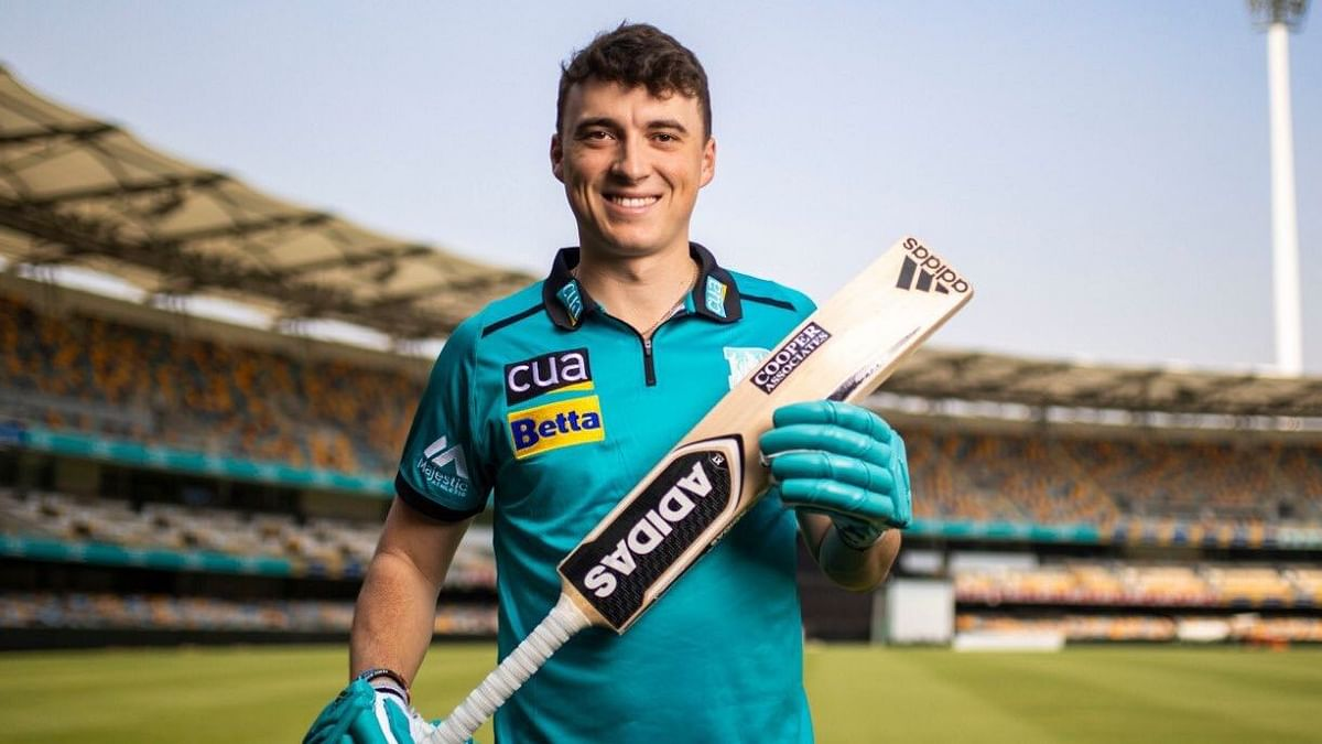 KKR's Tom Banton Signs New 2-Year Deal With Brisbane Heat for BBL