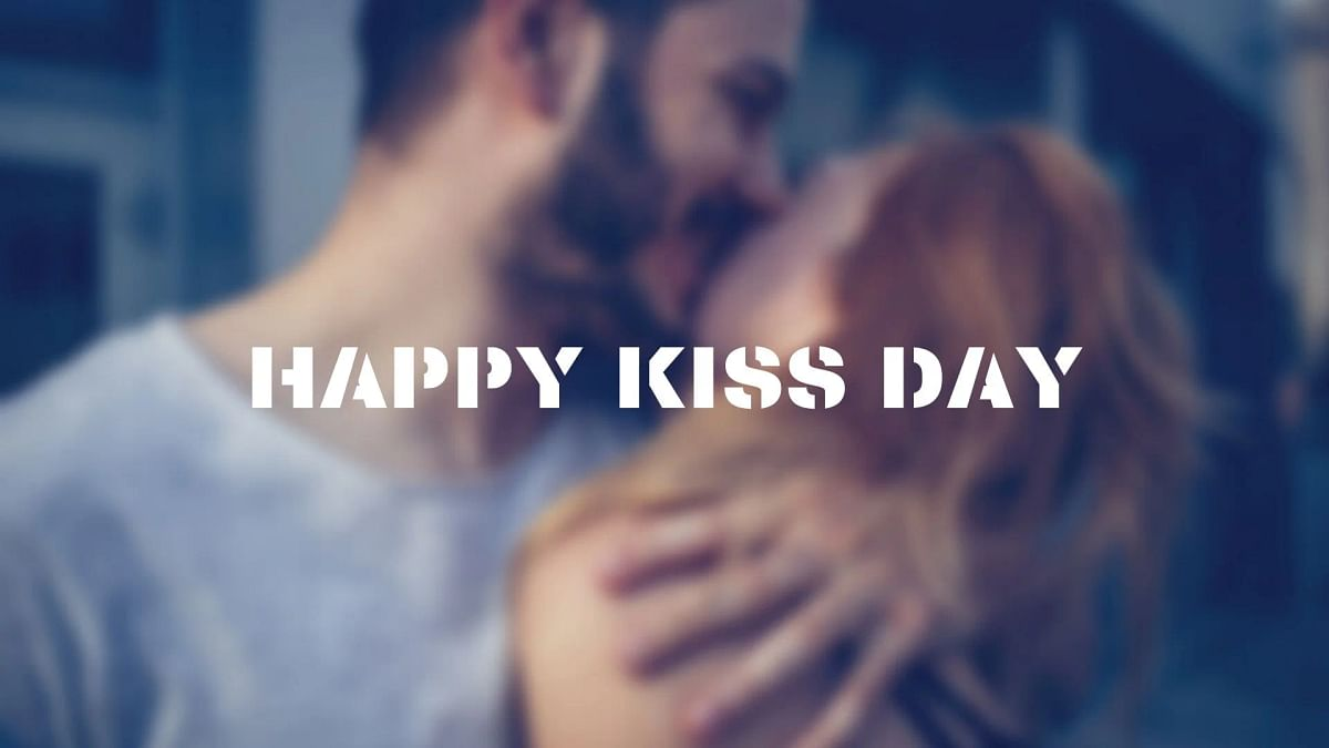 Happy Kiss Day 2021: Quotes, Images and Wishes