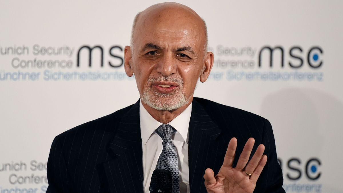 Ashraf Ghani secured second term as Afghanistan's President.