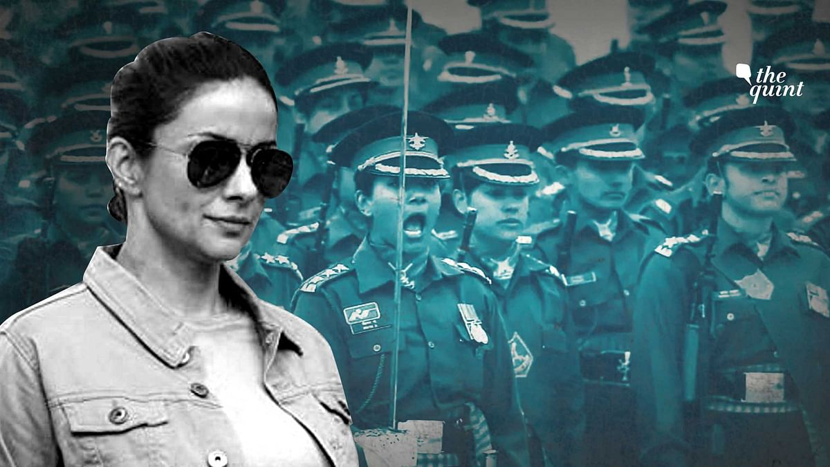I Wanted to Join Army But Was Deterred by Disdain Towards Women