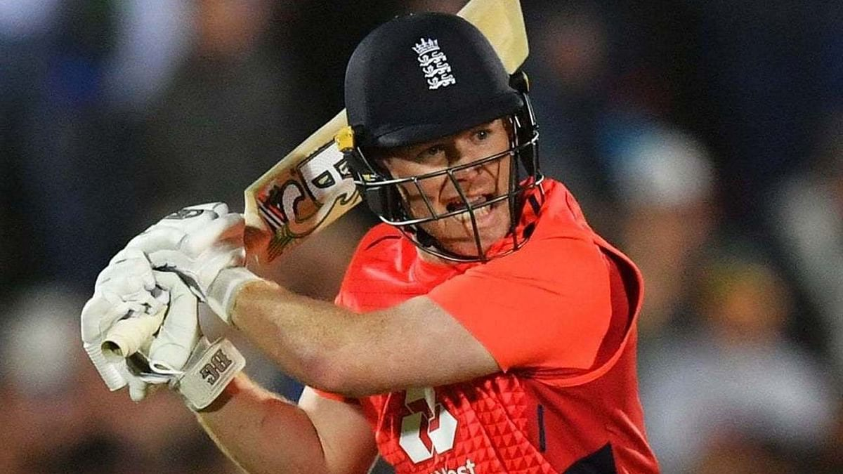 Captain Eoin Morgan Blasts 57 as England Win Series 2-1 vs SA