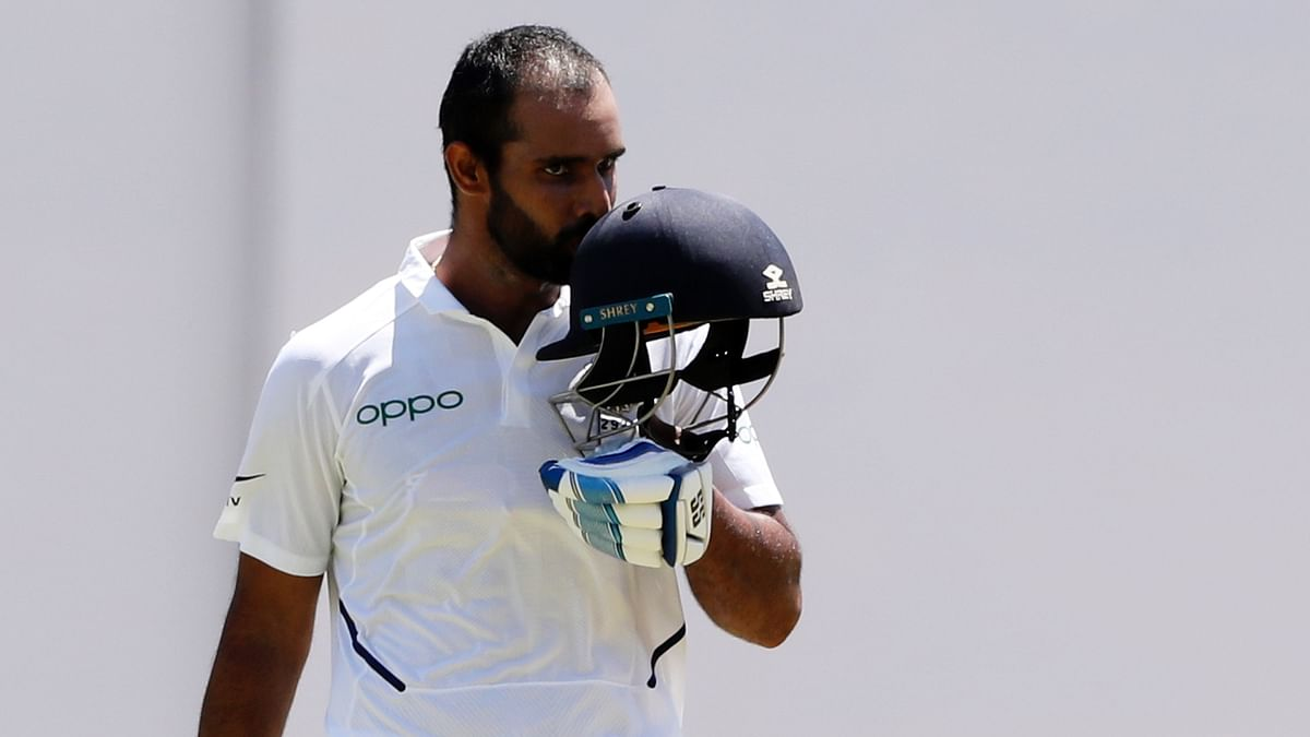 Hanuma Vihari on Friday said he won't mind taking up the opener's role if the team management asks.
