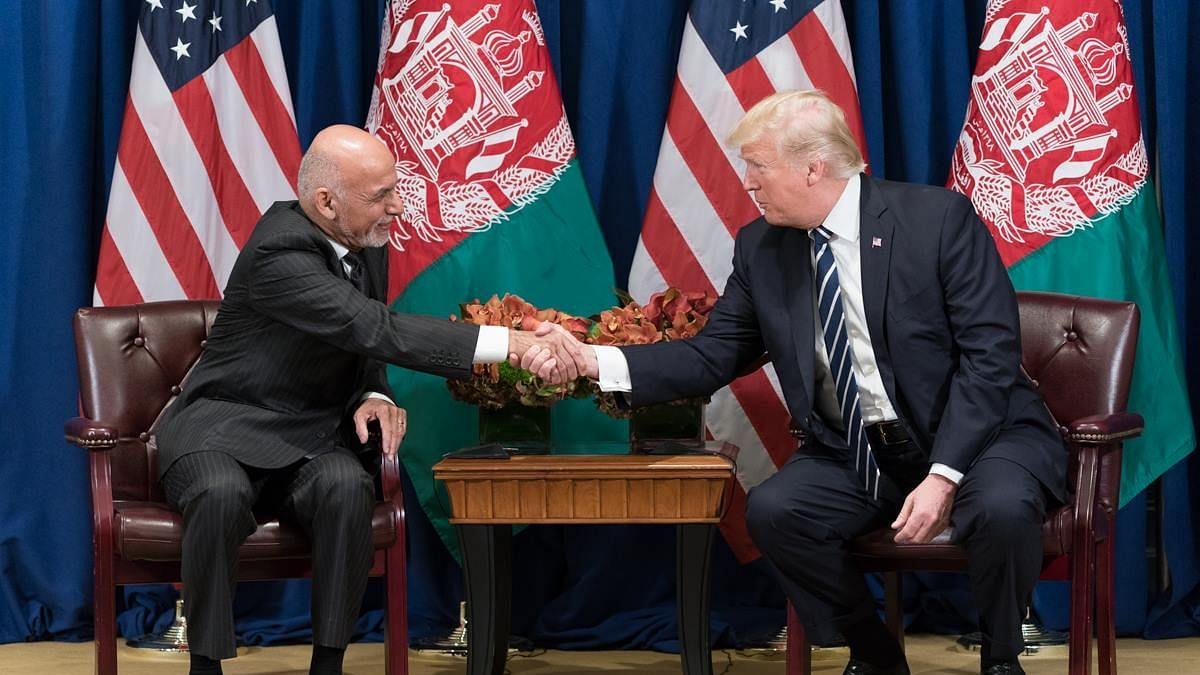 US Begins Troop Withdrawal From Afghanistan, Official Says
