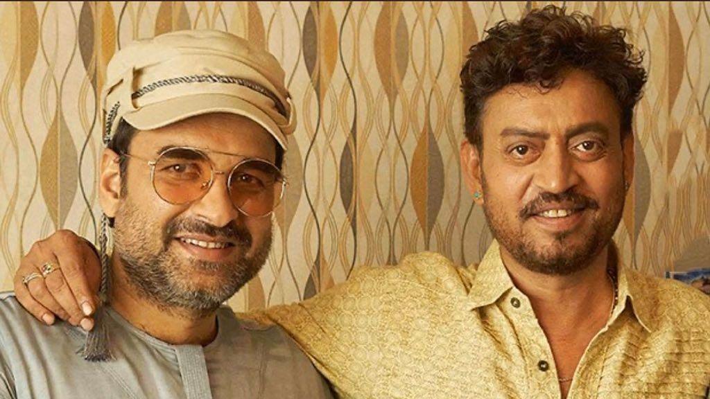 Pankaj Tripathi and Irrfan Khan star together in <i>Angrezi Medium</i>