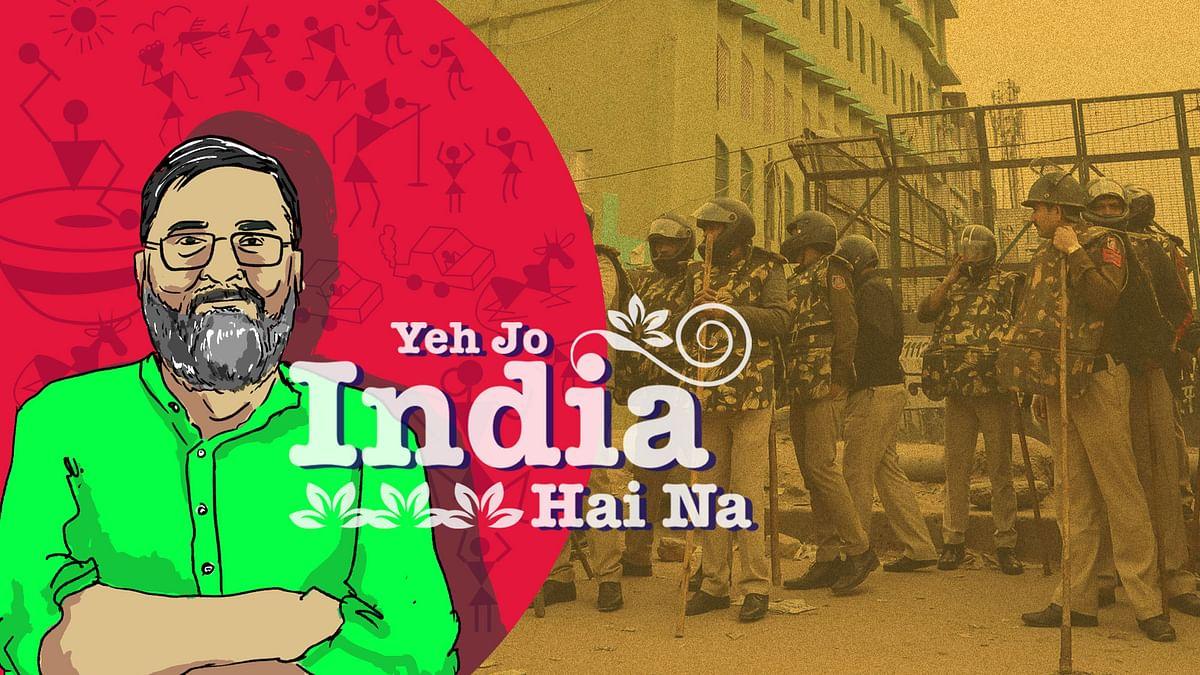 Yeh Jo India Hai Na, Its Police & Neta Must be Held Accountable